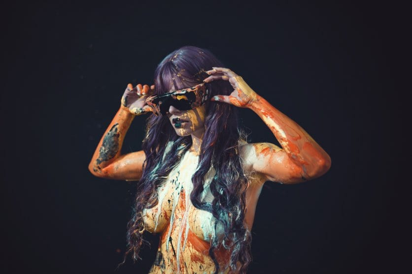 Painted Citizen Painted WomanEmpowerment Through Art